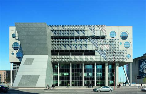 house of music aalborg alucobond brushed aluminum gives denmark house of music soul