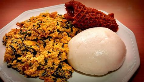 This is a list of the common Nigerian Dishes.