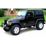 2006 Jeep Wrangler Photos Informations Articles