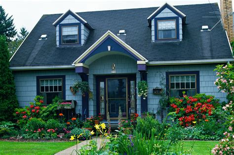 home yard welcoming front yard flower garden ideas better homes