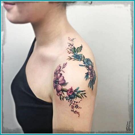 Imagenes Tatuajes Hombro Para Mujeres | imagenes de tauajes de rosas en el hombro para mujeres