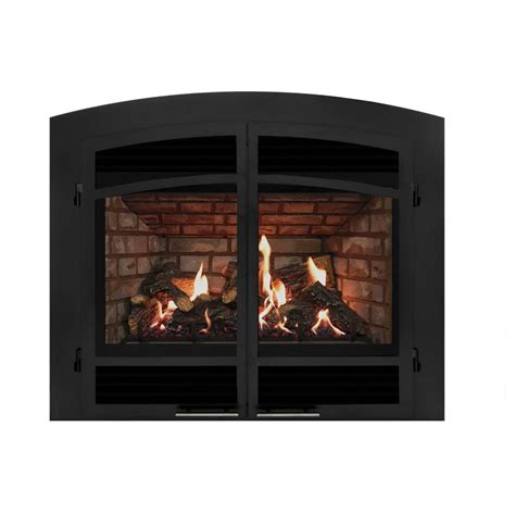 gas fireplace clearance archgard 72dvt30n gas zero clearance fireplace fergus fireplace