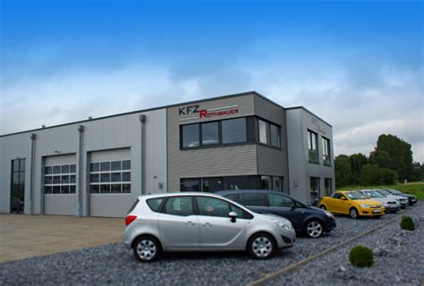 werkstatt neubau kfz reisemobile rothbauer barntrup galerie