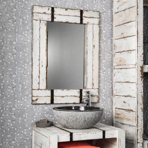 Exceptionnel deco salle de bain nature #2: ori-miroir-de-salle-de-bain-en-mindi-60x80-loft-blanc-2047.jpg