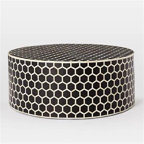 bone inlay coffee table bone inlaid coffee table elm