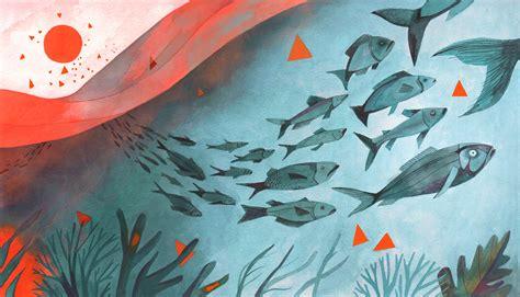 feeling  heat  fish  migrating  warming