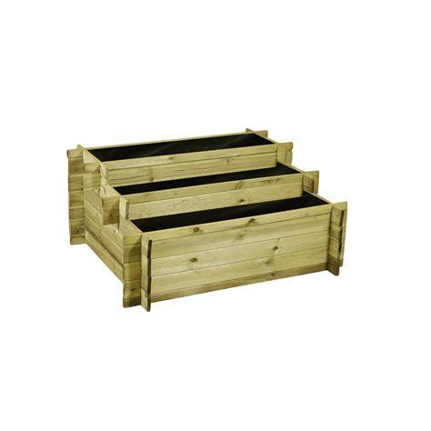 gamma moestuinbak houten moestuinbak kruidentuin bak moestuin
