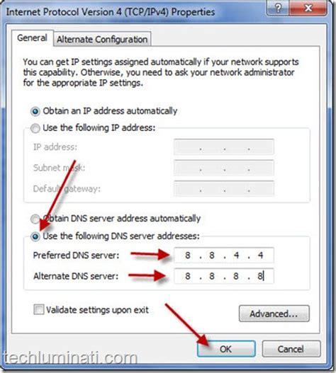 error 105 | how to fix error 105 in google chrome