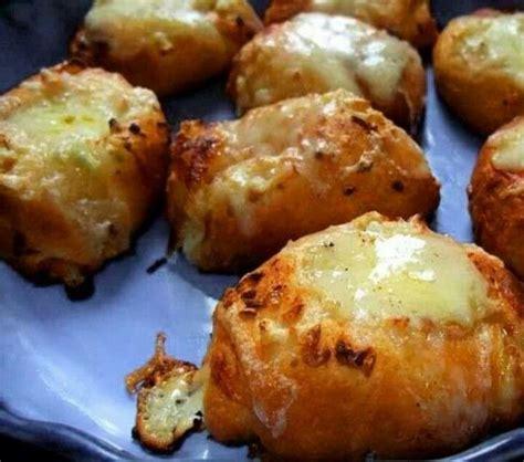 crescent roll recipes garlic cheese crescent rolls recipes