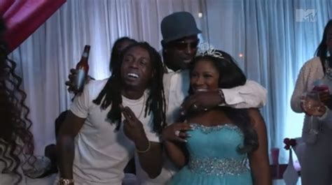 Mtvs My Sweet 16 Exclusive Trailer by Reginae S My Sweet 16 Starring Lil