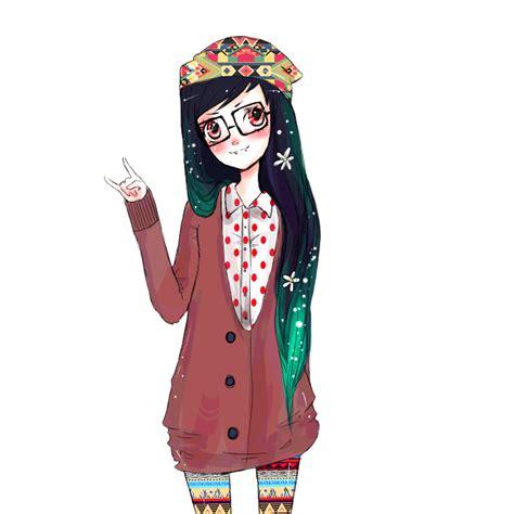 imagenes de hipster anime otra idea mas xd