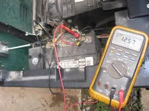 testing a gas golf cart solenoid golfcarcatalog com