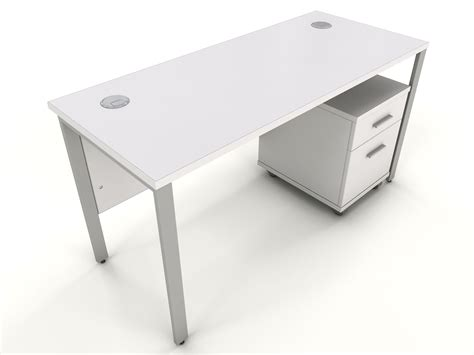 white bench desks white bench desk icarus office furniture