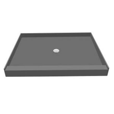 redi base 36 in x 48 in single threshold shower base