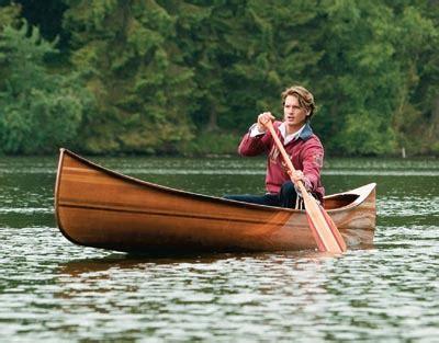 roer roeiboot moderne bootbouw