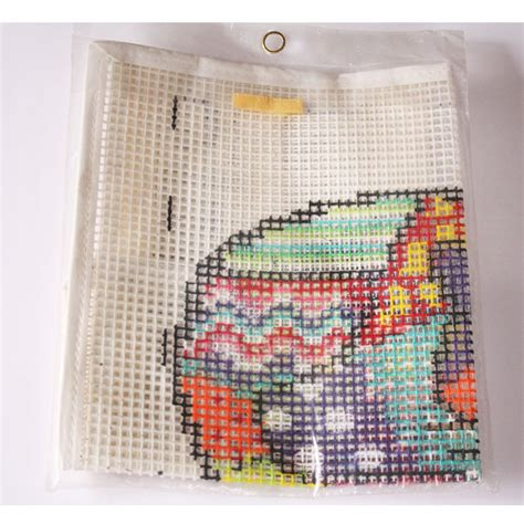 rug hooking canvas latch hook rug canvas cat pattern