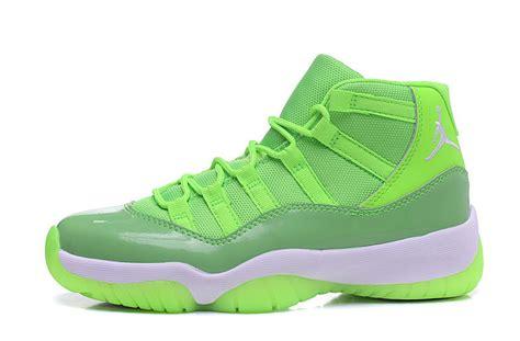 women jordan 11 c cheap jordan retros air jordan 11 retro women green