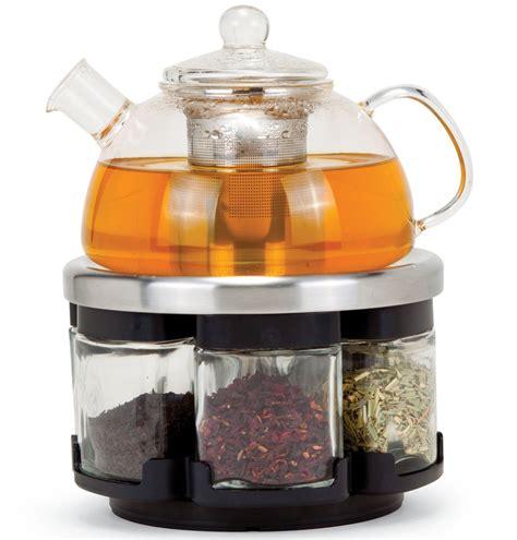 Tea Rack by Orii Infusions Tea Rack Set