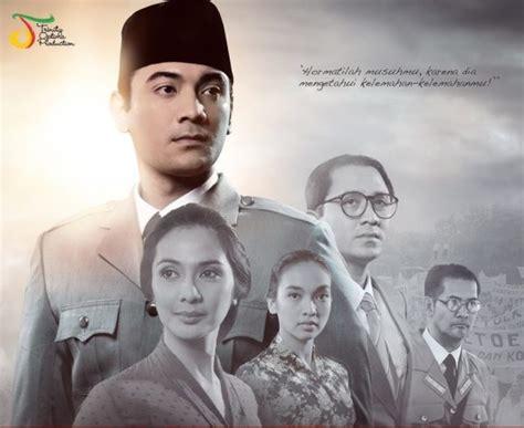 film sejarah soekarno 5 film sejarah indonesia ini gambarkan sulitnya hidup di