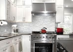 backsplash with white countertops elegant white marble amp glass kitchen backsplash tile
