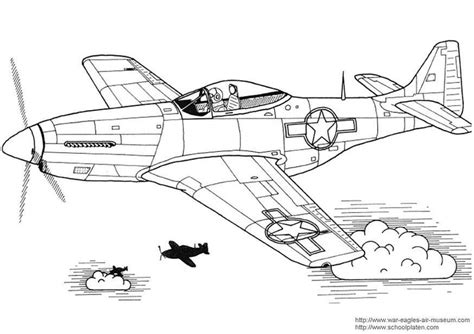 P 51 Mustang Coloring Pages by P 51 Mustang Coloring Pages Coloring Pages