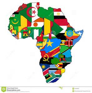 africa map flags best photos of africa flag map africa map with flags africa map countries flag and africa map