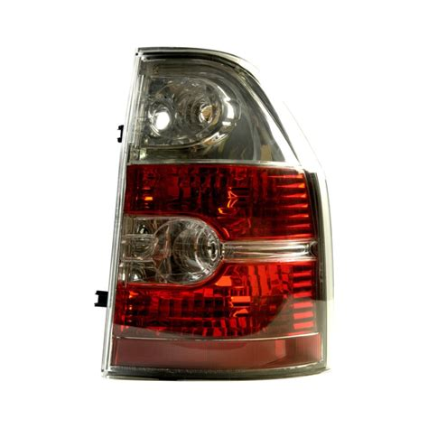 red plastic tail light material dorman 174 1611181 passenger replacement tail light