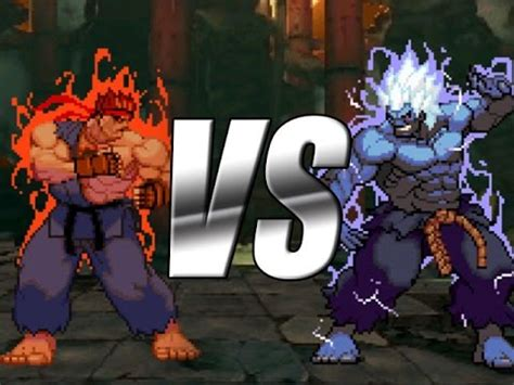 oni ultra oni or evil ryu who s better ultra street fighter 4