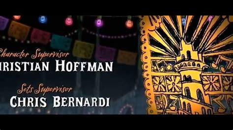 coco end credit disney pixar coco ending credits version la bikina youtube