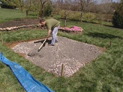 How To Create A Brick Patio How Tos Diy How To Use Pavers To Make A Patio