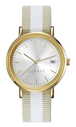 Esprit Es108512002 uhren esprit in beige f 252 r damen