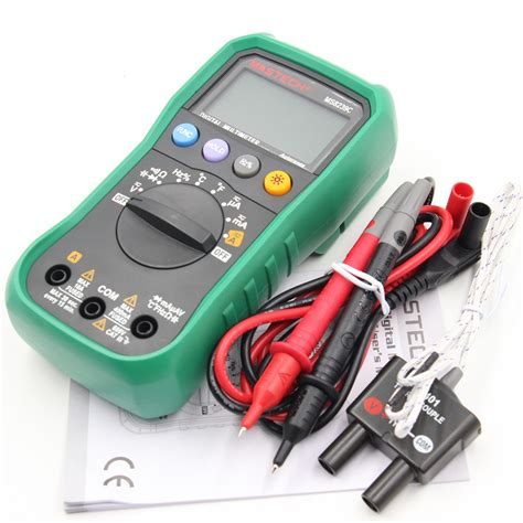 Multimeter Digital Mastech aliexpress buy auto range handheld 3 3 4 digital