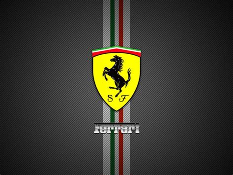 logo ferrari ferrari logo wallpapers wallpaper cave