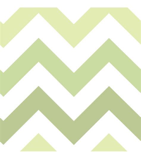green peel and stick wallpaper wallpops 174 nuwallpaper green zig zag peel and stick