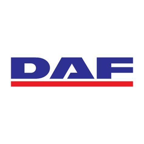 Kaos Truk Logo Paccar daf logo vector in eps ai cdr free