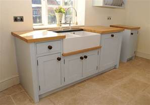 Kitchen Sink Furniture Free Standing Kitchen Furniture The Bespoke Furniture Company