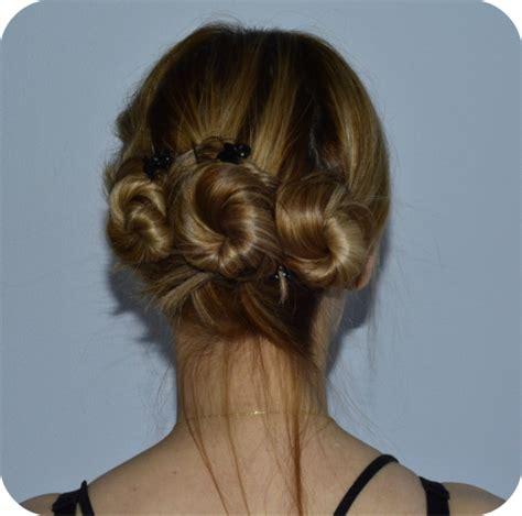 bun hair direction triple bun twist hair tutorial beauty 187 penelopes oasis