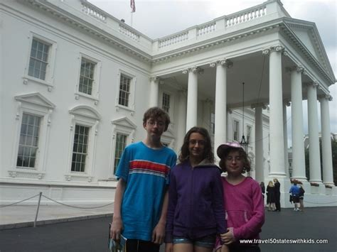 white house tickets d c presidential monuments memorials and more travel 50 states with kids