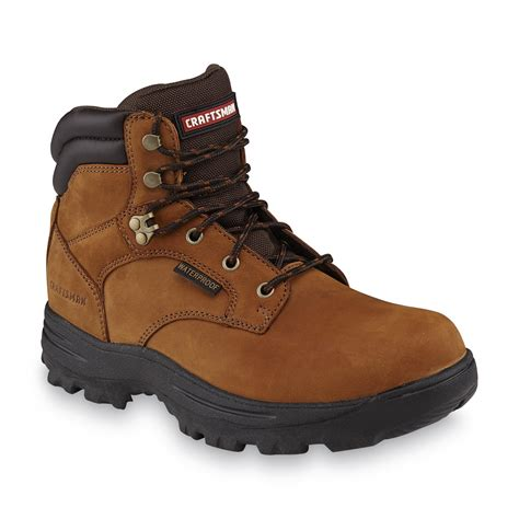 craftsman boots craftsman s novo leather ankle height soft toe