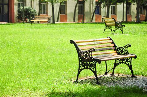 public park benches chair in public park stock photo image 32808810
