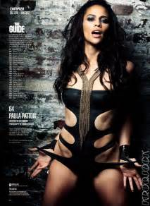 Paula Patton in Complex Magazine, January 2012 Issue  HawtCelebs