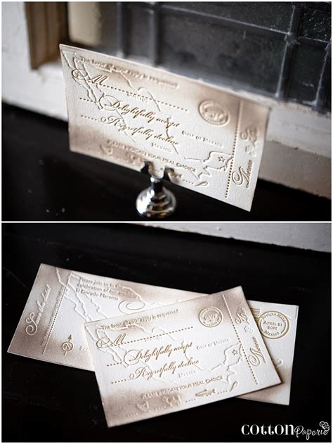 wedding invitations dallas pa wedding save the dates dallas letterpress wedding