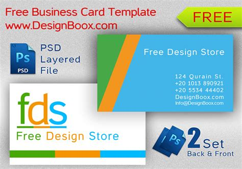 photoshop business card template free business card template free photoshop psds at brusheezy