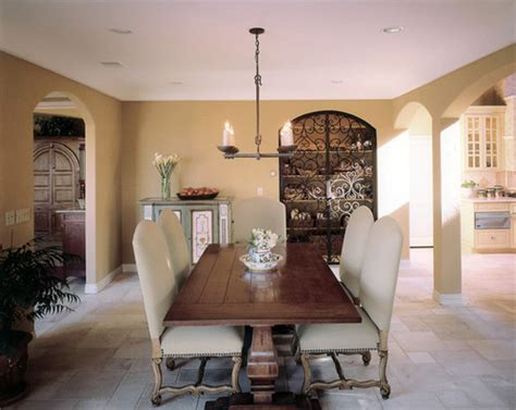 Mediterranean Dining Room Furniture Furniture Matters The Kitchen Table