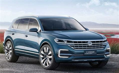 Touareg 7 Seater by 2019 Vw Touareg 7 Seater V8 Specs Release Date Price