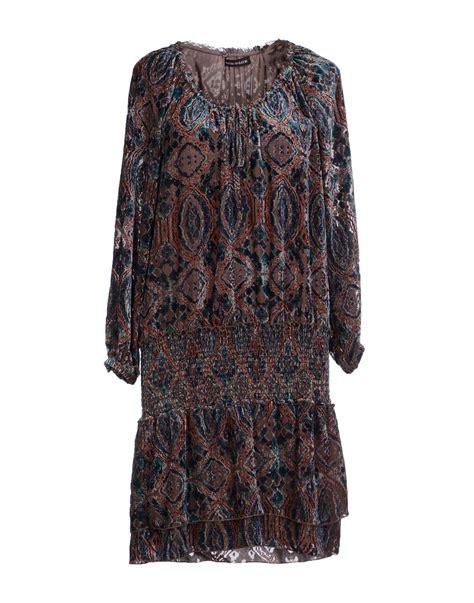 Mini Dress Batik Bekas antik batik dress in multicolor cocoa lyst