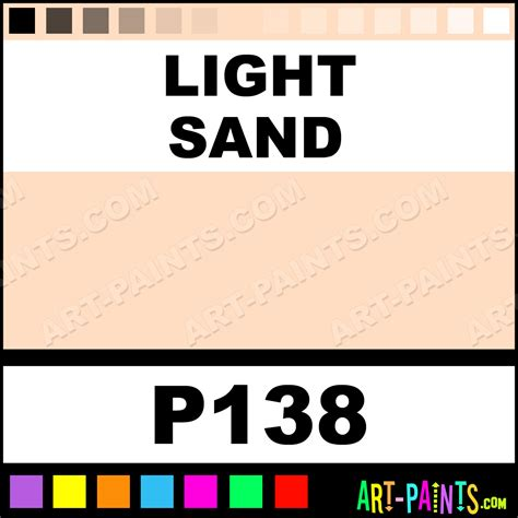 light sand ad markers paintmarker paints and marking pens p138 light sand paint light sand