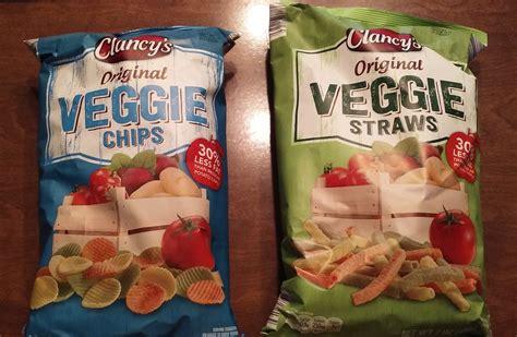 The Kripps Veggie Fruit Chips clancy s original veggie chips and original veggie straws