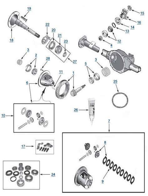 2002 jeep liberty front differential diagram 2002 free engine image for user manual download 2002 jeep grand cherokee rear differential schematic 2002 free engine image for user manual