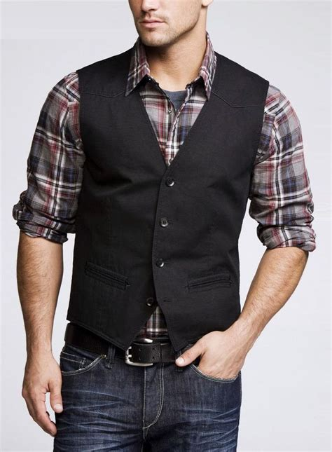 Casual Trend Alert Plaid Shirts Andjeans by The Vest And The Dress Shirt S Fashion